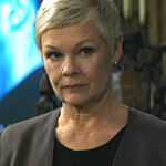 M by Judi Dench