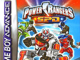Power Rangers S.P.D. (video game)