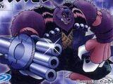List of Mega Digimon (C-F)