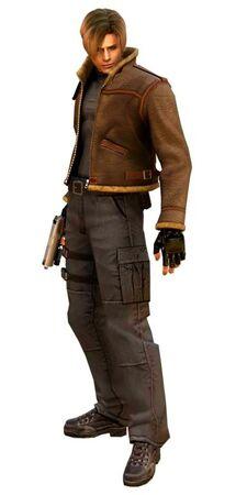 Leon S.Kennedy Resident Evil 4