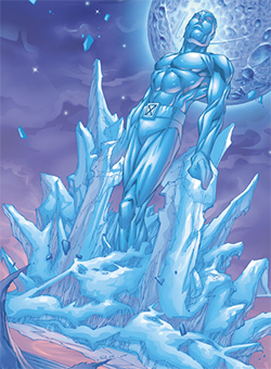 Iceman Comics Neo Encyclopedia Wiki Fandom Powered By Wikia