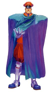 Bison (Super Street Fighter II)