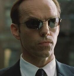 Agent Smith (The Matrix Reloaded)