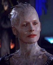Borg Queen 2372