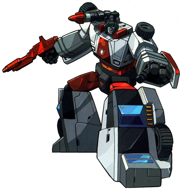 Transformers Generation Red Alert