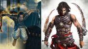 Prince of Persia version comparison