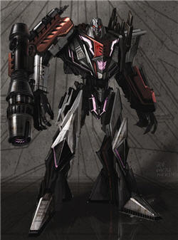Transformers-wfc concept
