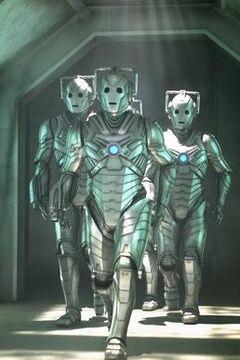 Cyberman 2013
