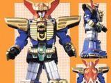 Zords in Power Rangers Zeo