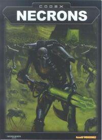 Codex Necrons 3E