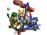 List of Star Fox characters