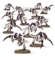 Tyranid miniatures WH40K