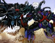 Megatronoptimus-brothersidw