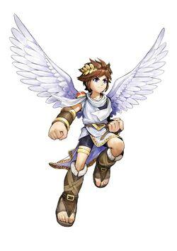 Pit Kid Icarus Uprising