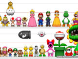 List of Mario franchise characters