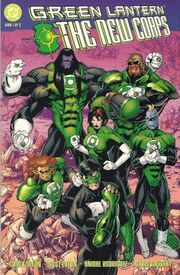 Green LanternTheNewCorps