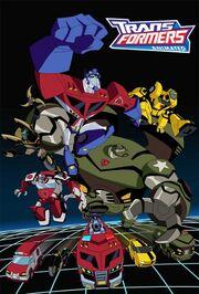 Transformers Animated Autobots