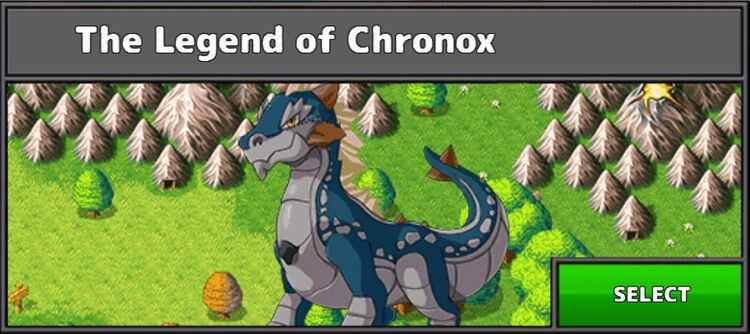 The Legend of Chronox selection image