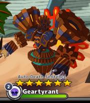 Geartyrant