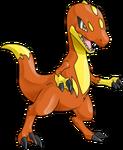 Lavaraptor