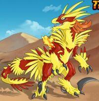 Magmaraptor