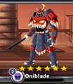 Oniblade