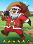 Santa Penguini