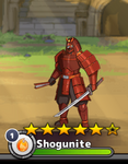 Shogunite