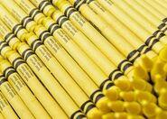 Crayola Laser Lemon Crayons