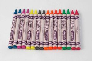 Crayola Kids Choice Crayons 2