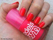 Models Own Bubblegum & Pink Punch 6