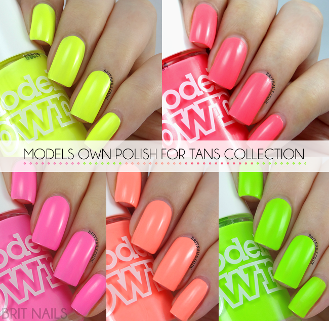 Image - Models-own-polish-for-tans-collection.png | Neon colors ...