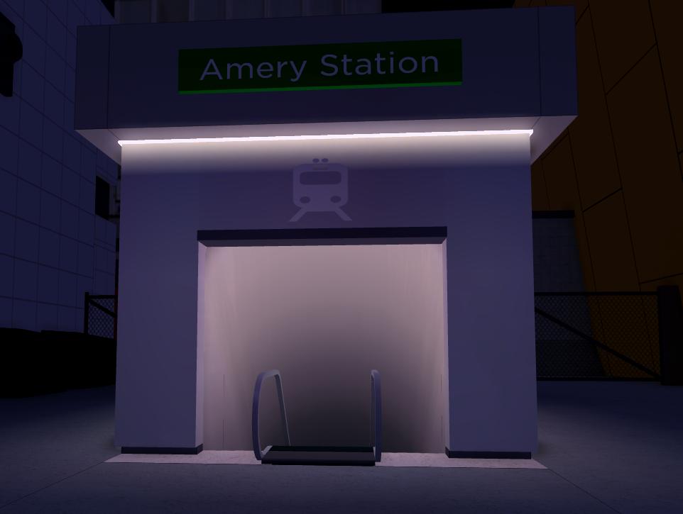 Amery Station Shiguto Wiki Fandom Powered By Wikia
