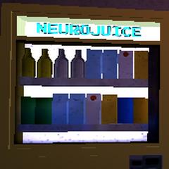 Neurojuice Vending Machine