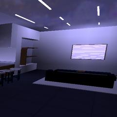 Executive Apartment Living Room