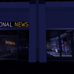 National News Exterior