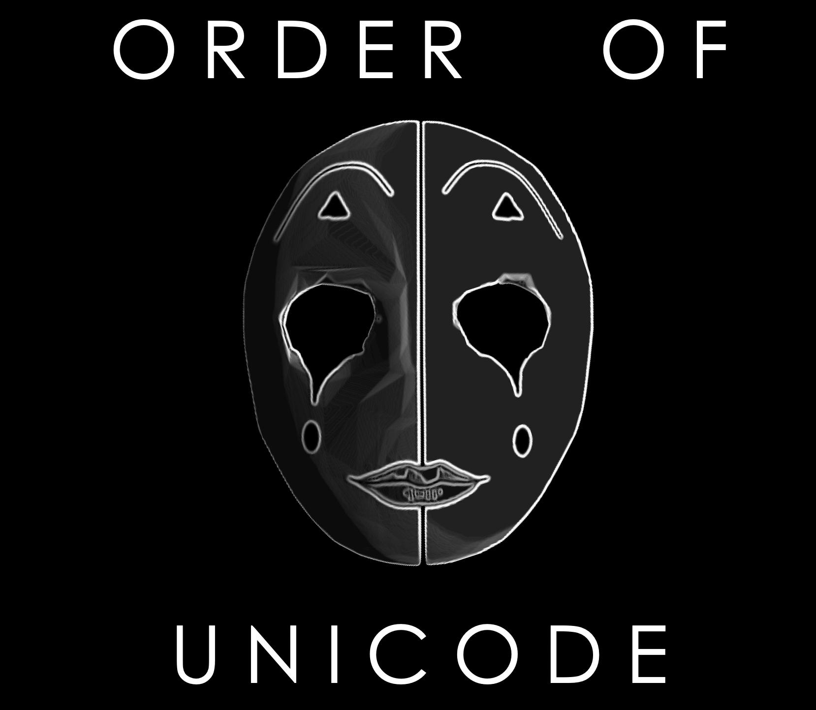 Order Of Unicode Shiguto Wiki Fandom