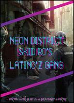 Latino'z Gang simple propaganda