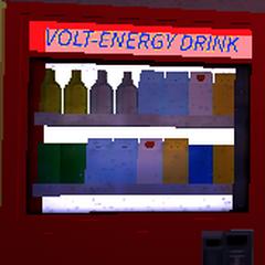 Volt-Energy Drink Vending Machine