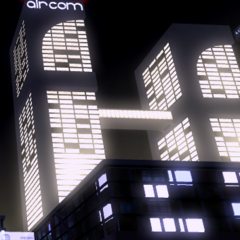 Aircom towers