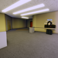 Shiguto Apartments Lobby
