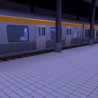 Amery Station interior