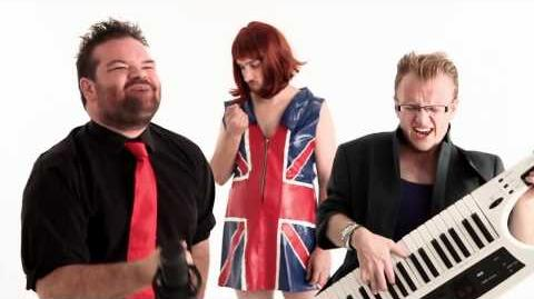 The Axis of Awesome 4 Chords Official Music Video