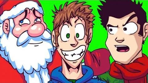 TOBUSCUS ANIMATED CHRISTMAS ADVENTURES!