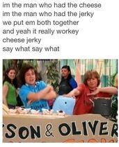 Cheesejerky