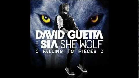 David Guetta feat.Sia - She Wolf (Falling To Pieces)