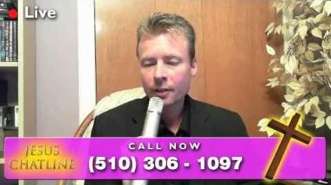 Jesus Chatline - Episode 3 - September 5, 2011