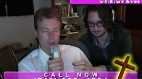 Jesus Chatline on Justin.tv - May 21, 2011 Part 1