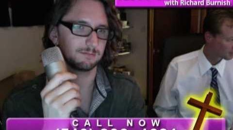 Jesus Chatline on Justin.tv - May 21, 2011 Part 2