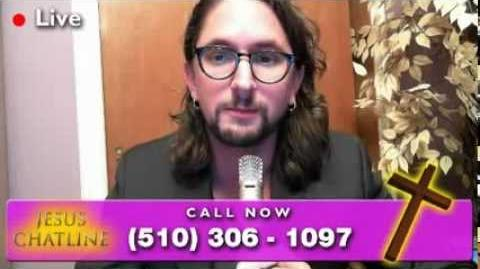 Jesus Chatline - Easter Special (April 8, 2012)